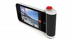 Kickstarter Bring Red Pop Shutter Button For The iPhone 4