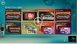 Microsoft Kinect Fun Labs