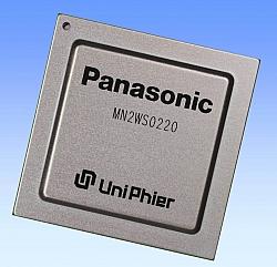 Panasonic Dual Core A9 Smart TV Chip