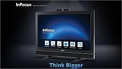 InFocus Mondopad All-in-One Giant Tablet
