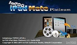 [Review] ImTOO iPad Mate Platinum