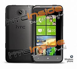 HTC Next WP7 Superphone Eternity Leaked Photos