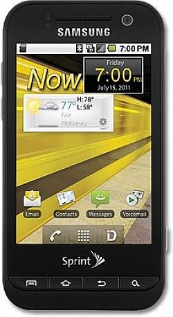 Samsung Conquer 4G Now In Sprint