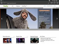 Google Buying Online Video Site Hulu