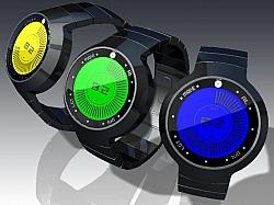 Tokyoflash UV LCD Watch
