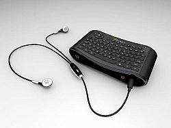 Cideko Air The Wireless Keyboard Chatting