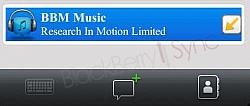RIM Lunching BBM Social Music Platform!