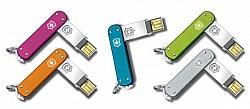 Victorinox Swiss Army Shipping Slim And Slim Duo USB Drives