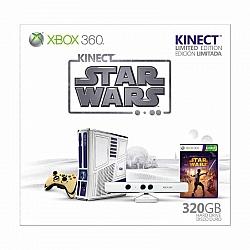 Star Wars Kinect Xbox 360 Bundle