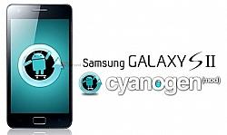 Install CyanogenMod 7 On Samsung Galaxy S II