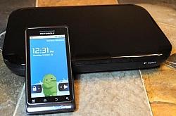 Logitech Revue Get Android Honeycomb Beta Update
