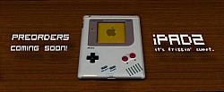 Turn Your iPad 2  Into Game Boy