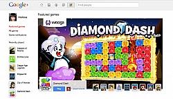 Google+ Gets Games