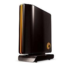 Seagate FreeAgent Pro 500 GB USB 2.0/FireWire 400/eSATA Desktop External Hard Drive