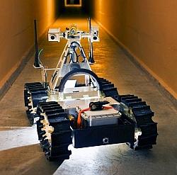 Gemini-Scout Mine Rescue Robot