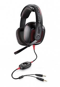 Plantronics GameCom 367 Closed-Ear Gaming Headset