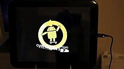 CyanogenMod 7 Making It's Way To HP TouchPad