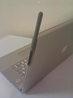 Apple Requests MacBook Pro 3G Prototype Back