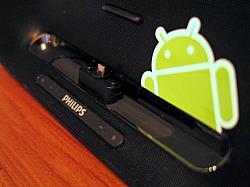 Philips Fidelio Docking Speakers For Android