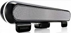 The Philips SPA5210B/27 Notebook SoundBar
