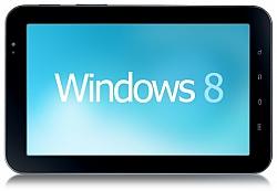 Windows 8 Tablet Coming Next Week