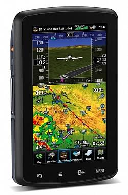 Garmin's New aera 796 And 795 Portable Aviation Navigators