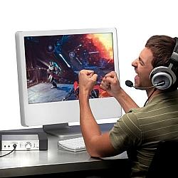 Beyerdynamic Headzone PC Gaming Digital Surround Sound System