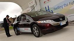 Hydrogen Refuelling Station Opens At Honda