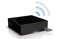 LaCie LaPlug USB HDD Share Data Wirelessly