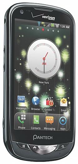 Pantech Breakout 4G Android Phone (Verizon Wireless)