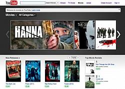 YouTube Brings Movie Rental To UK