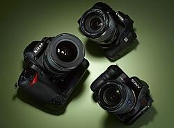 Top 10 Digital SLR Cameras [Buyer's Guide]