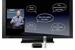 Siri May Be Coming Into Apple TV