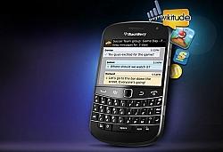 BlackBerry Service Now Updated