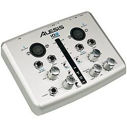 Alesis IO2 Express Portable Recording System