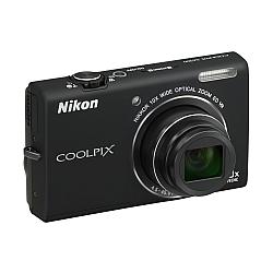 Nikon COOLPIX S6200 16 MP Digital Camera