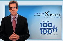 Medco Presented Archon Genomics X Prize