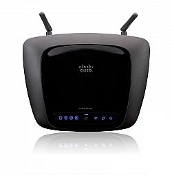 Cisco-Linksys E2100L Advanced Wireless-N Router