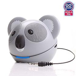 GOgroove Koala Pal High-Powered Portable Speaker System