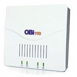 OBi110 Voice Service Bridge And VoIP Telephone Adapter