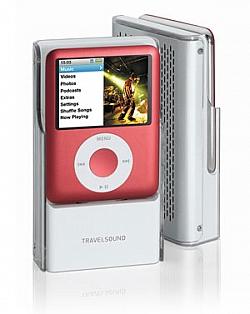 Creative TravelSound i80 Speaker Dock For iPod Nano