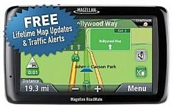 Magellan RoadMate 5045-LM 5-Inch Widescreen Portable GPS Navigator