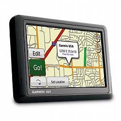Garmin nüvi 1490LMT 5-Inch Bluetooth Portable GPS Navigator