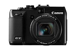 Canon G1 X 14.1 MP CMOS Digital Camera