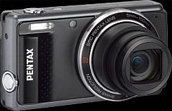 Pentax Optio VS20 Camera Features Two  Shutter Release Button