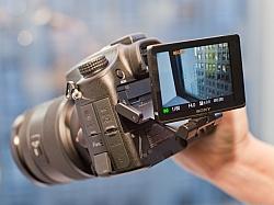 Sony Alpha SLT-A77V – An Excellent Choice For Amateurs
