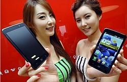 LG Optimus LTE Smartphone Sales 1 Million Worldwide