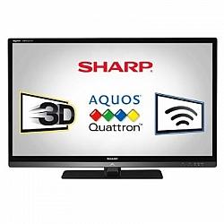 Sharp LC40LE835U Quattron 40-inch 1080p 240 Hz 3D LED-LCD HDTV