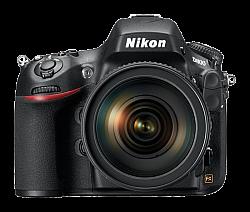 Nikon D800 36.3 MP CMOS FX-Format DSLRs Revealed