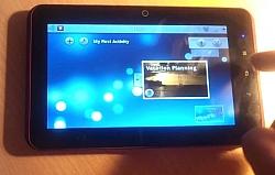 Spark Linux Tablet For USD 265